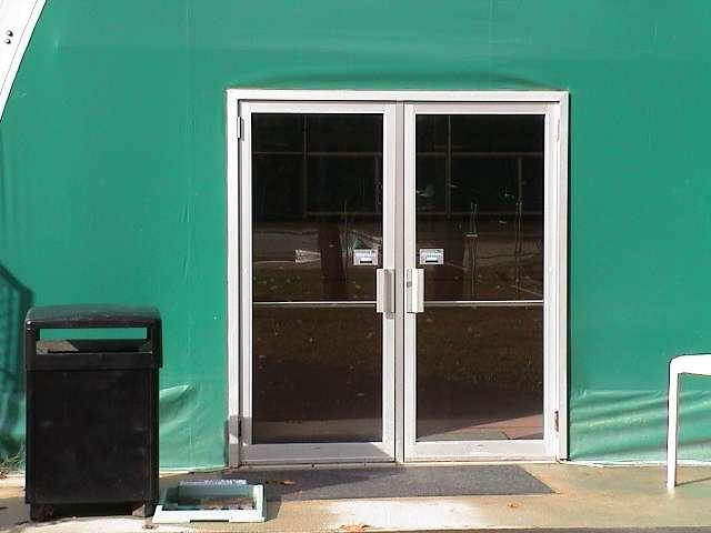 Double Door structure option
