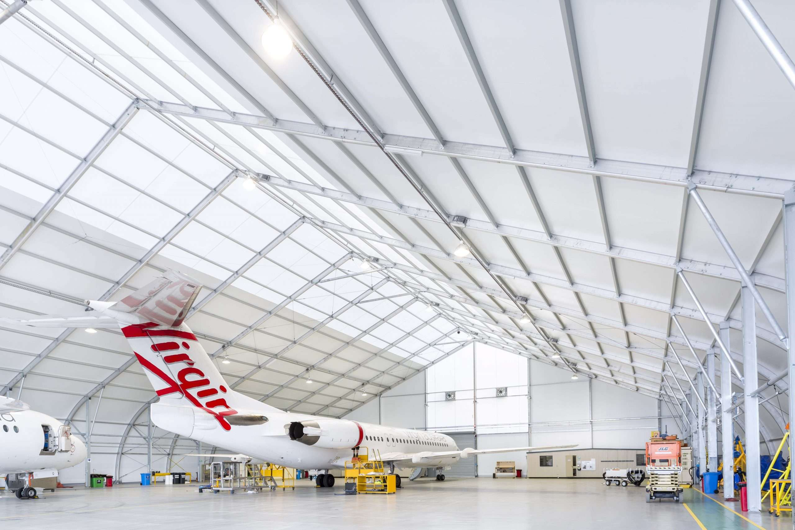 Customized Fabric Structure Solutions – Rent