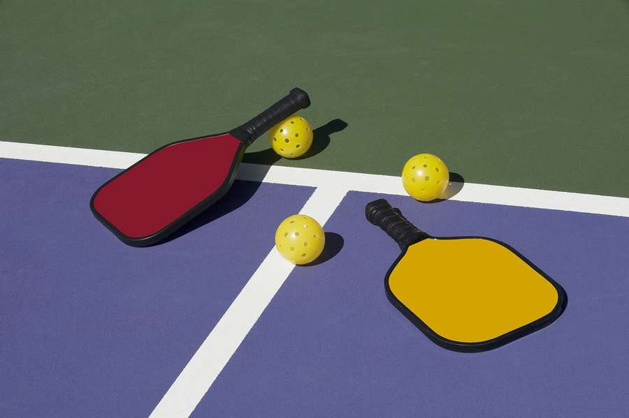 Fabric Structures Are Perfect For Indoor Pickleball Courts