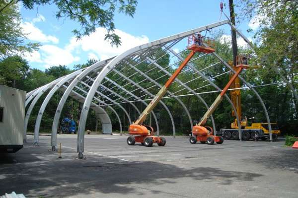 12 Terrific Benefits of Using Rental Temporary Structures