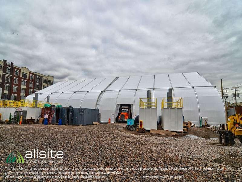 Construction Enclosure Trucks