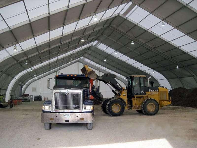 Construction Enclosures Trucks