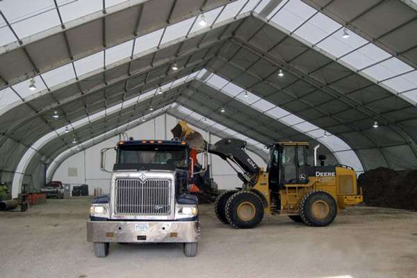 Construction Tents: Protecting Heavy Equipment and Tools