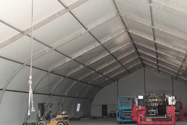 Fabric Buildings are used in many Different Industries