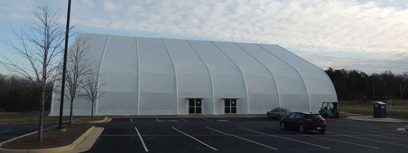 fabric structures for sale