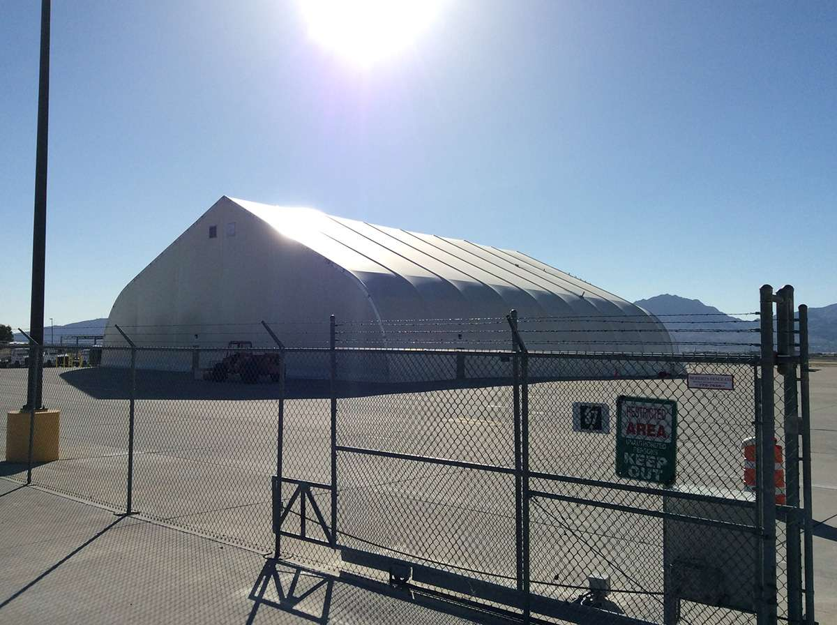 Fabric Structures for Sale - Mesa