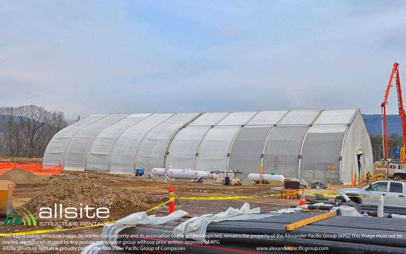 gemma mining temporary structure