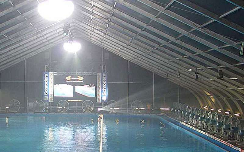 Protect Your Employees and Swimmers with an Indoor Pool Structure