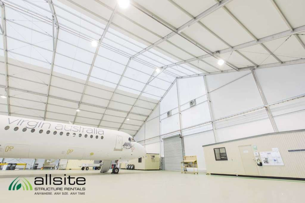 Climate Control Options for Tension Fabric Structures