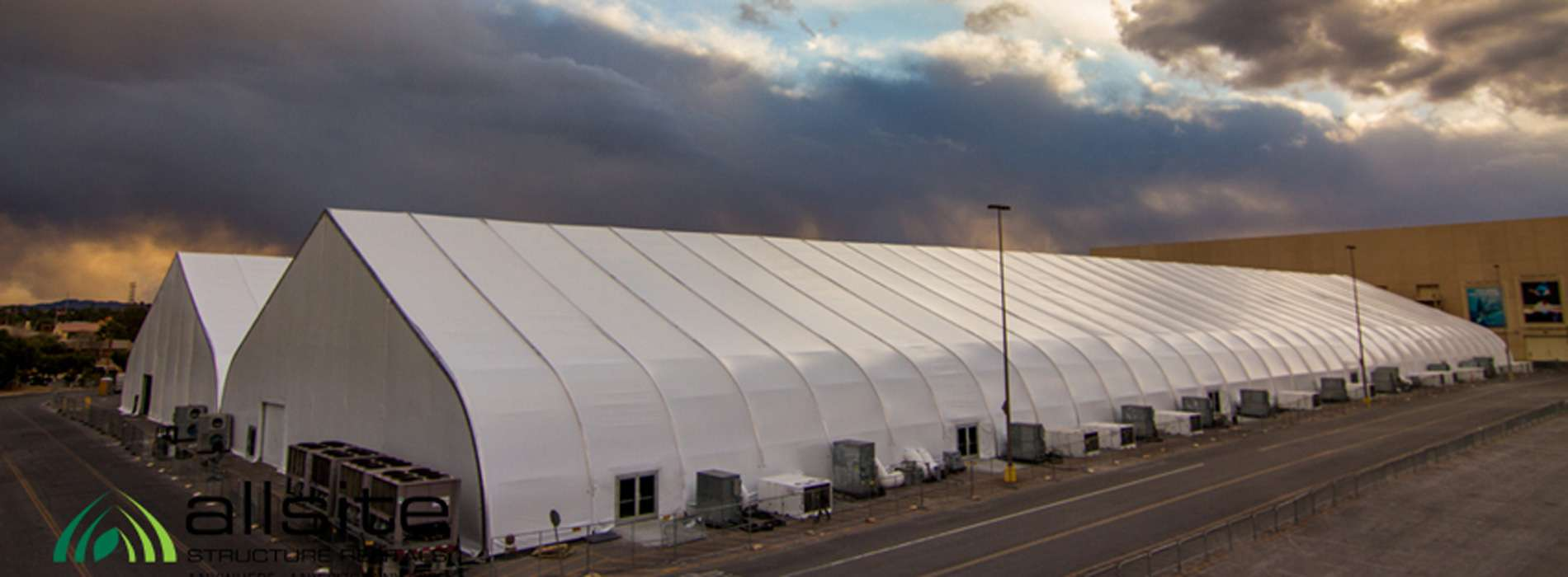 Tesla Solves Factory Production Problem with Engineered Fabric Building