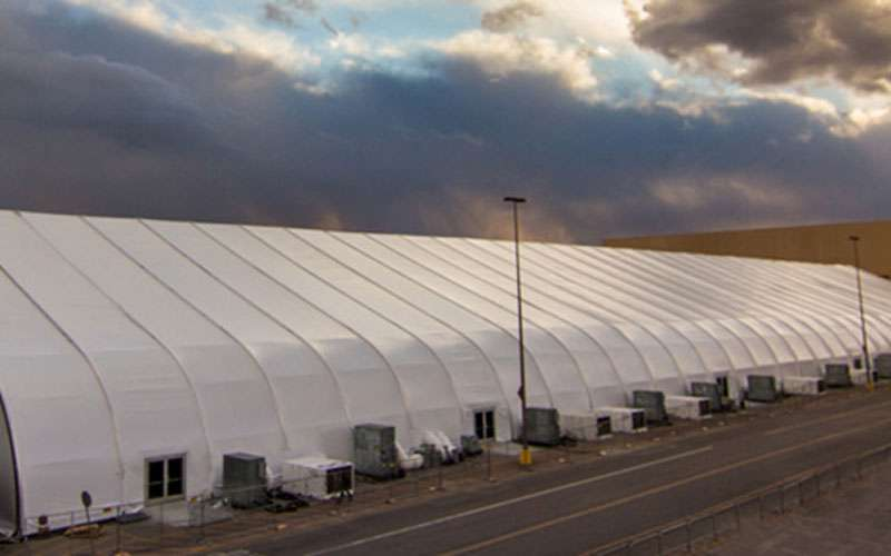 Permanent Fabric Structures