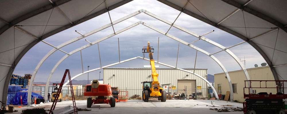 Rental Temporary Structures