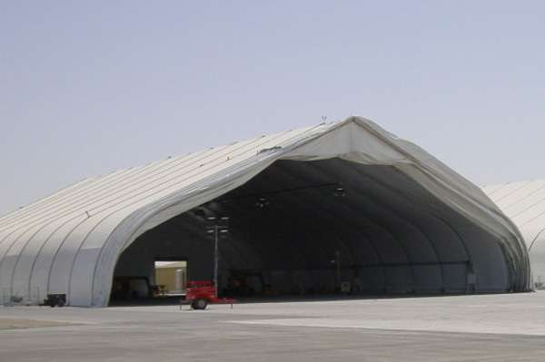 Different Types of Temporary Building Structures