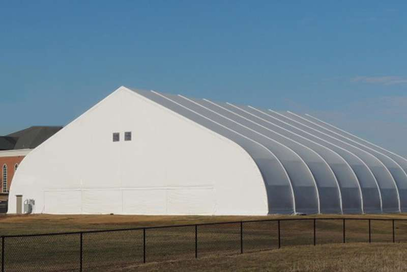 Temporary Fabric Buildings: Not Just for Construction and the Military