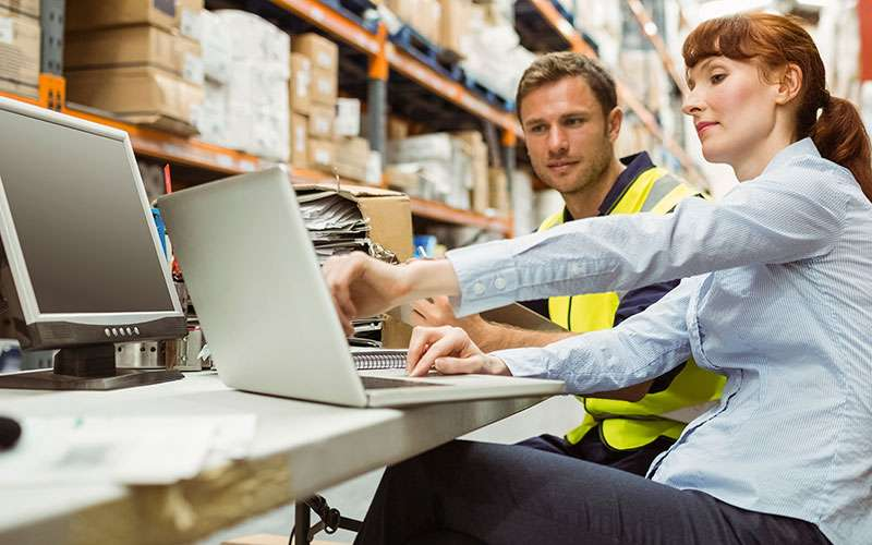 A Temporary Fabric Warehouse Helps Keep Your Business Agile