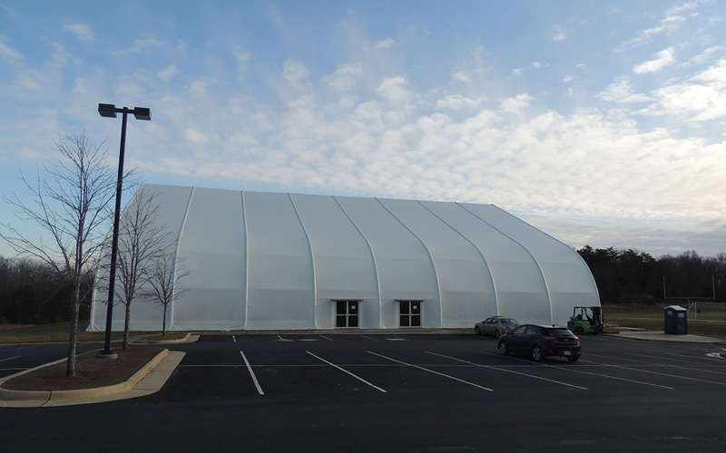 Meet Your Business's Needs with a Temporary Manufacturing Building