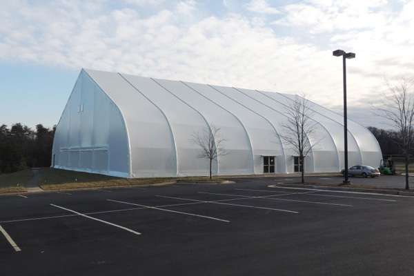Tensioned Fabric Buildings