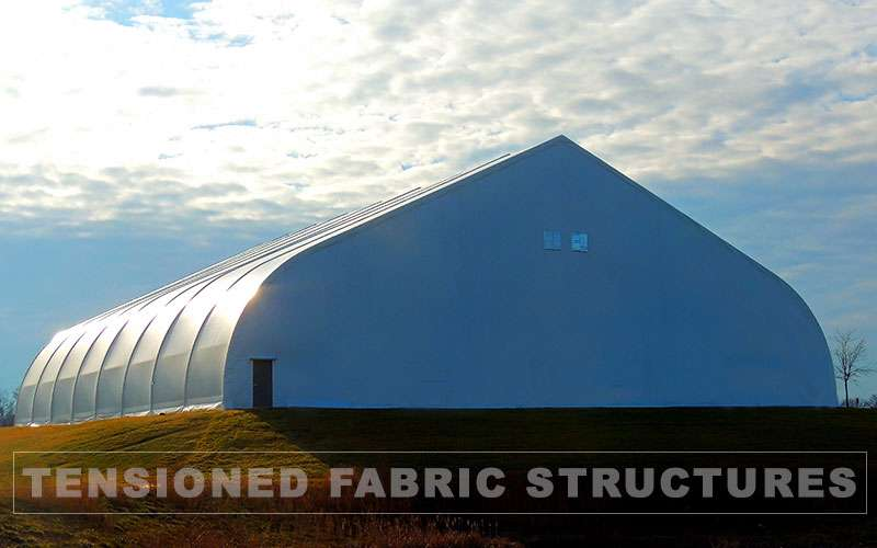 Making the Impossible Happen with Tensioned Fabric Structures