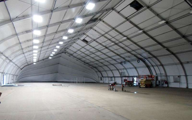 The Value of Having the Right Company Install Your Temporary Fabric Structure (TFS)