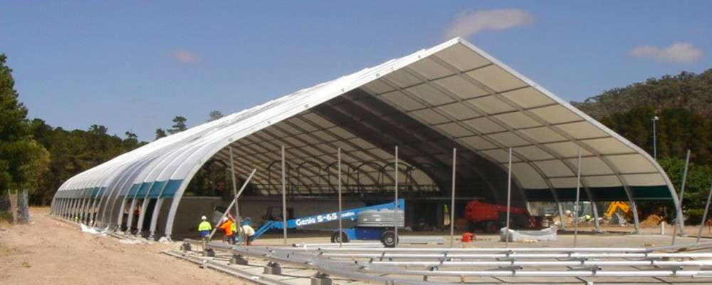 Fabric Building Systems Anchoring Solutions
