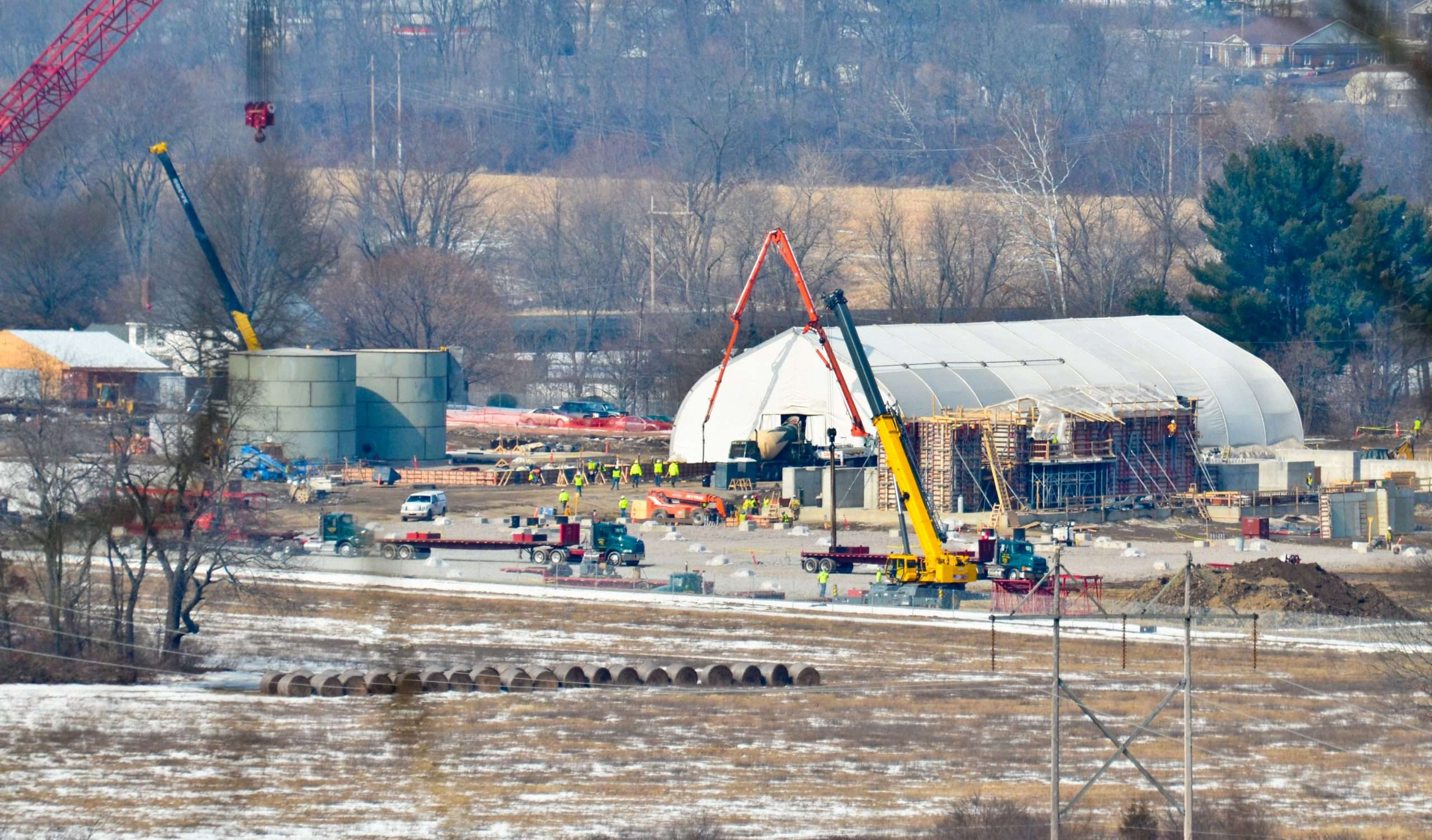 Remediation Structures Help Meet Cleanup Site Challenges